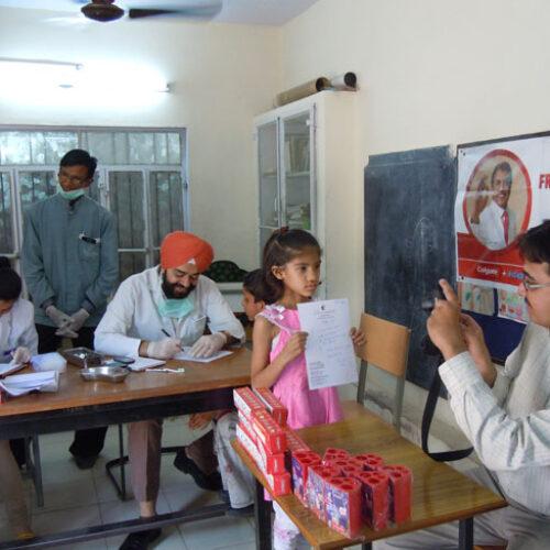 Bhavani School Camp