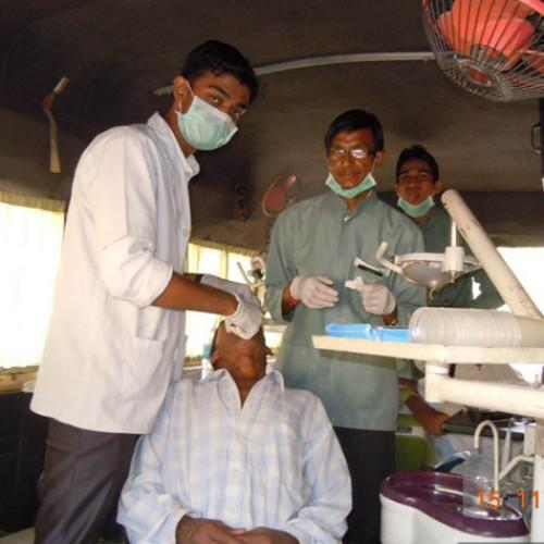 Dental Camp Central Jail 15 Nov 2011